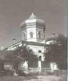 Христорождественская церковь (современный вид)
