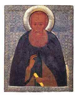 Александр Свирский чудотворец